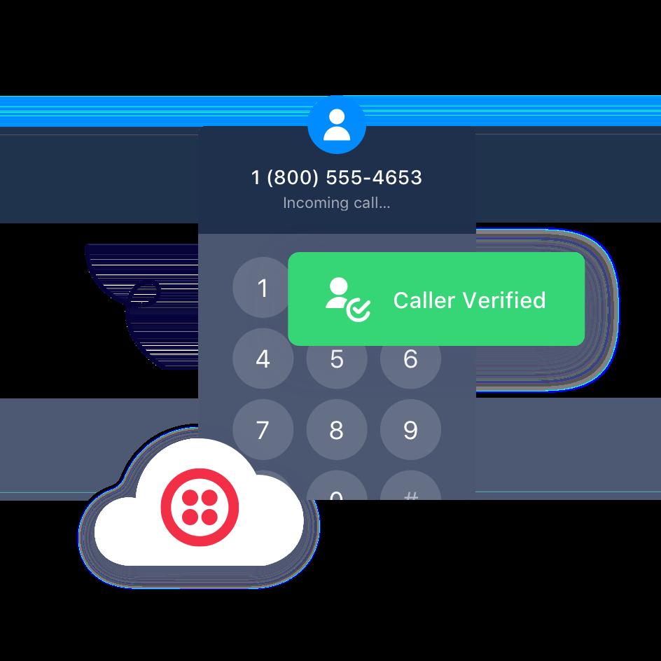 caller verified
