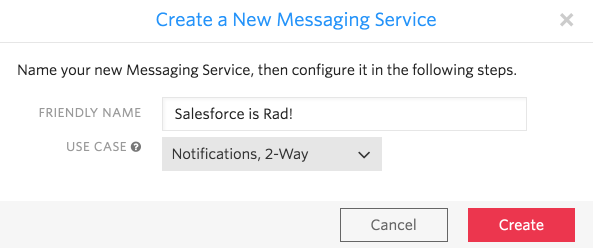 copilot messaging service