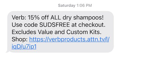 Suds-free coupon code