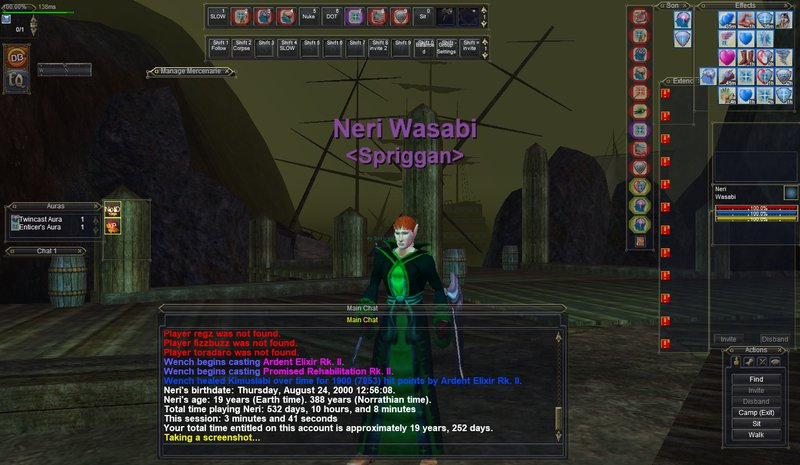 Everquest - Neri on Povar