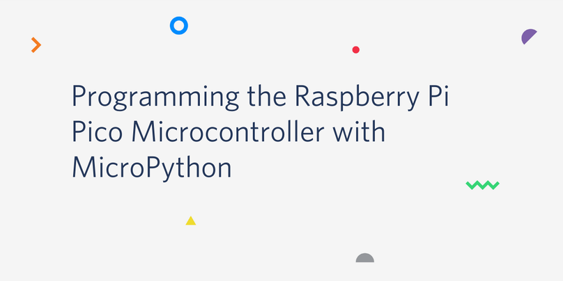 Programming the Raspberry Pi Pico Microcontroller with MicroPython