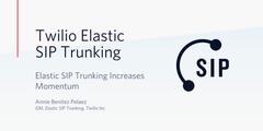 Elastic SIP Trunking Momentum Header JP