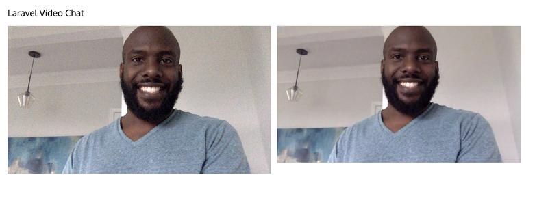 Laravel Video Chat