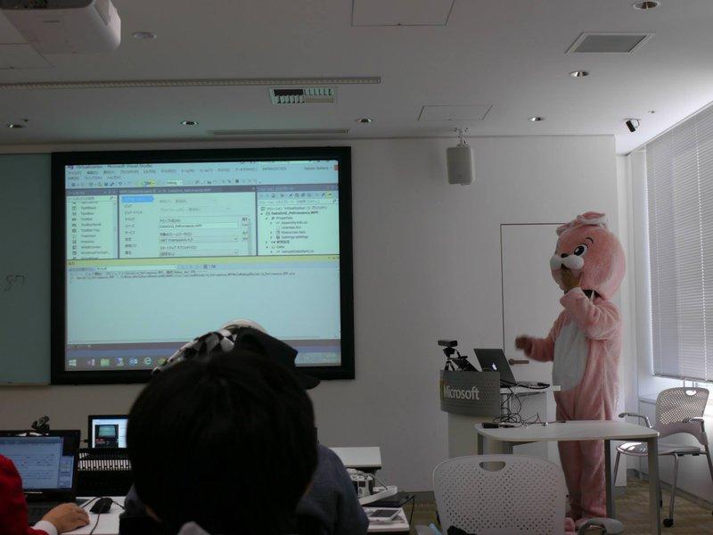 Daizen - speaking at CLR/H