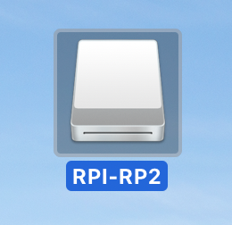 Pico RPI-RP2 disk drive