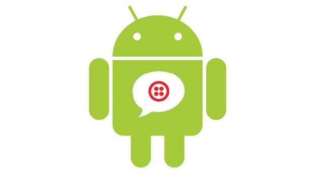 Senden einer SMS über Android