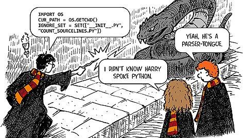harry-python