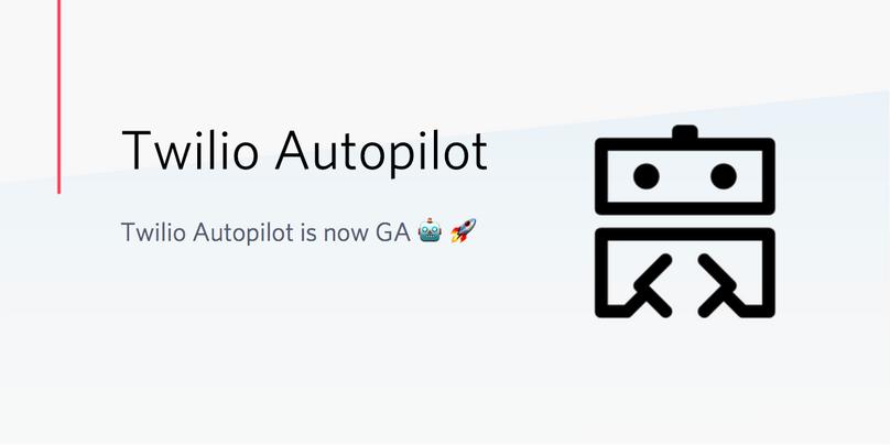 Autopilot now GA
