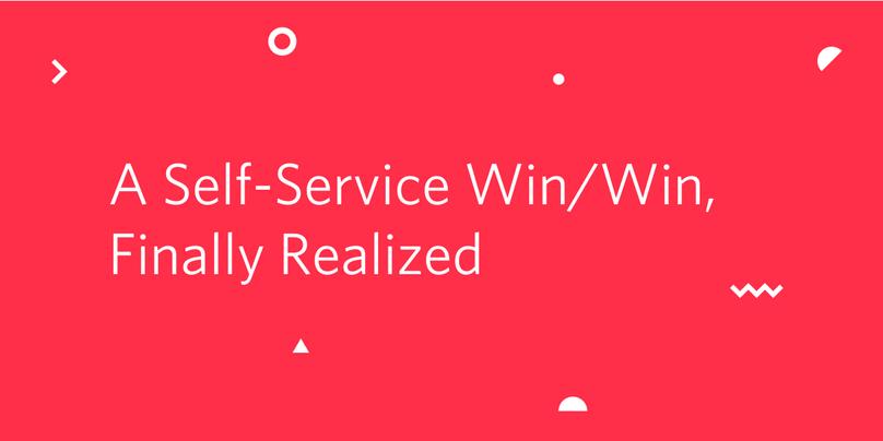 Selfserv win-win