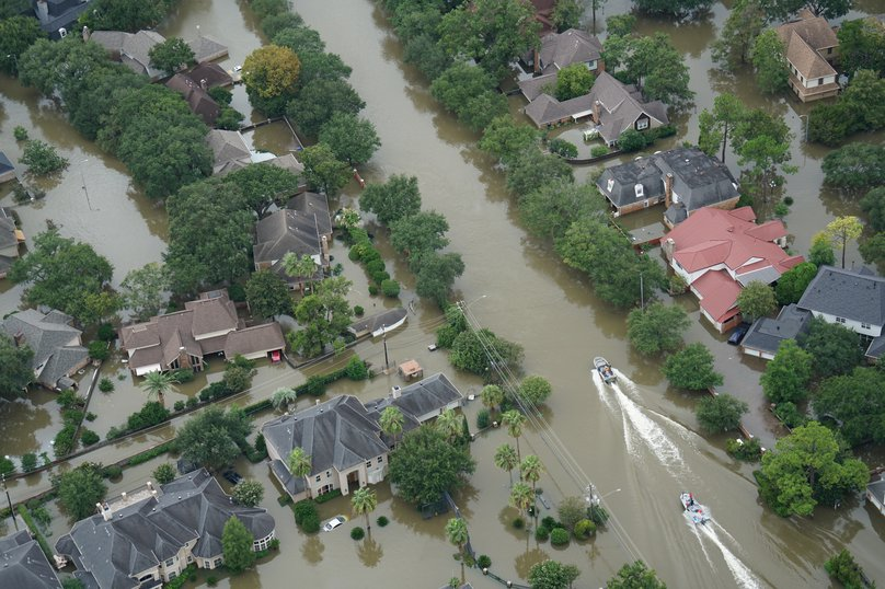 Hurricane Harvey Impacts