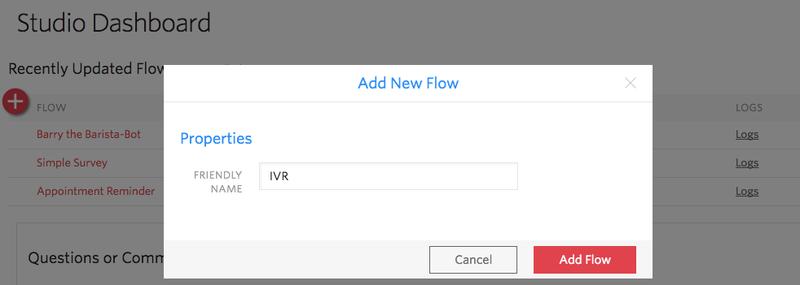 IVR New Flow