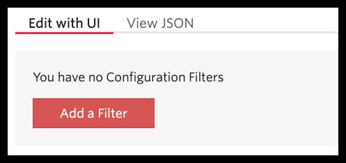 Création d'un nouveau Filter