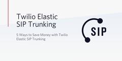 Elastic SIP Trunking Save Money Hero