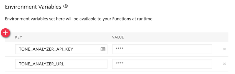 Twilio Function Environment Variables