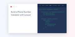 Build a Phone Number Validator with Laravel