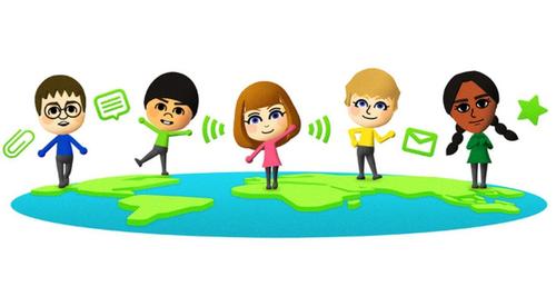 Global friends having a conversation digitally