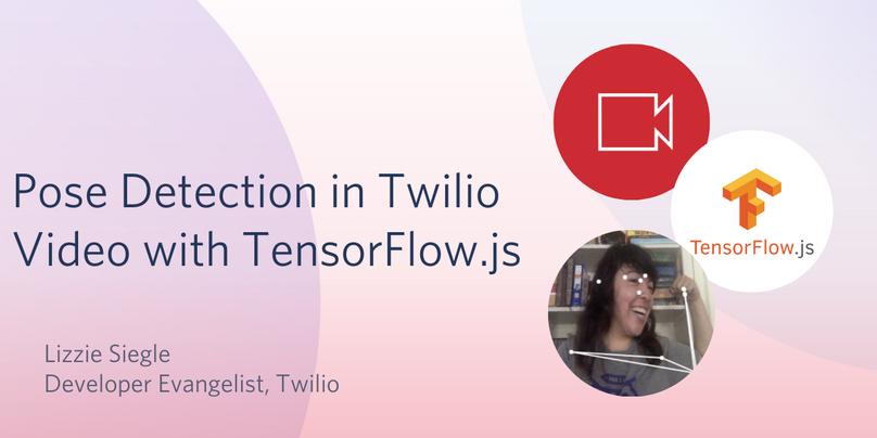 Detect Poses TensorFlow.js header