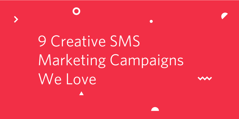 Creative SMS Campaigns JP