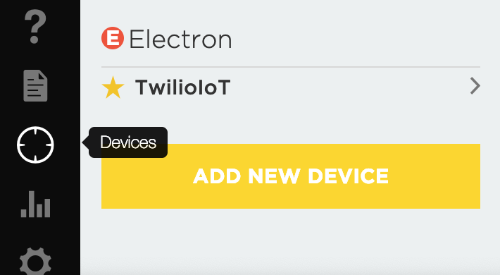 Adding an Electron while using Twilo SIM and a Particle Electron