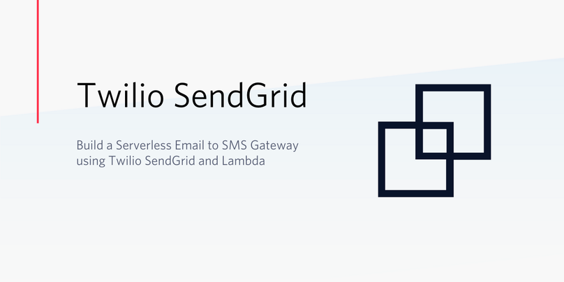Serverless Email to SMS
