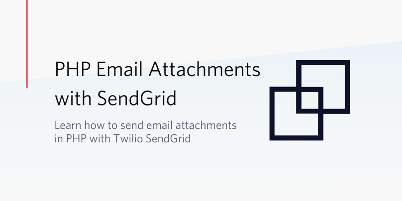 PHP Email Attachments with SendGrid
