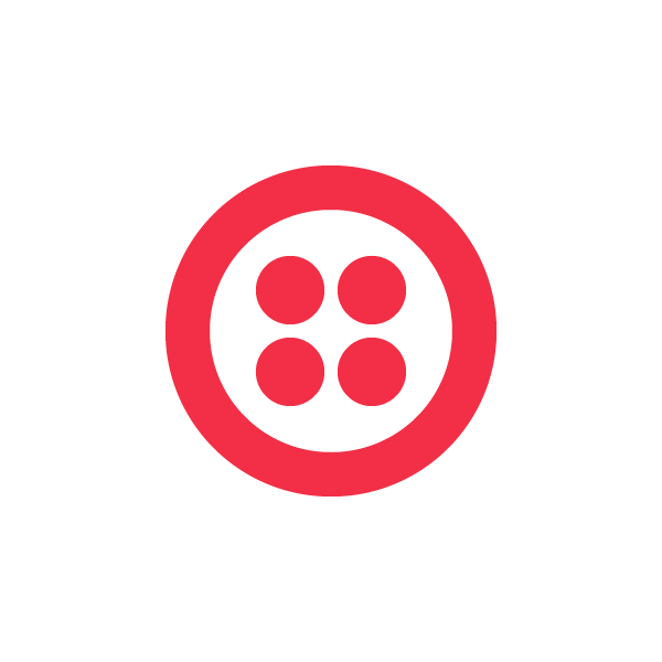 Twilio Bug Logo