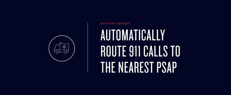 Twilio Emergency Calling – E911