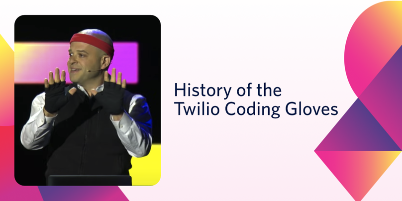 History of Coding Gloves Hero