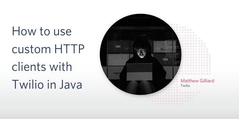 Title: How to use custom HTTP clients with Twilio in Java