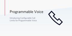 Configurable Call Limits JP