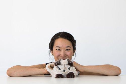 Portrait of Christine Sunu
