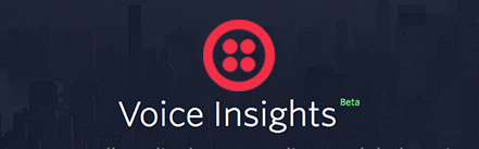 Voice Insights
