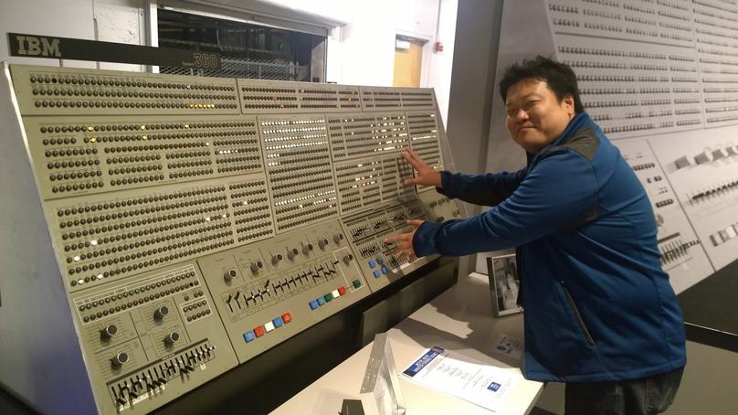 Daizen Ikehara - Developer Evangelist