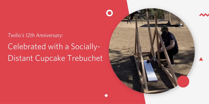 Socially Distant Trebuchet