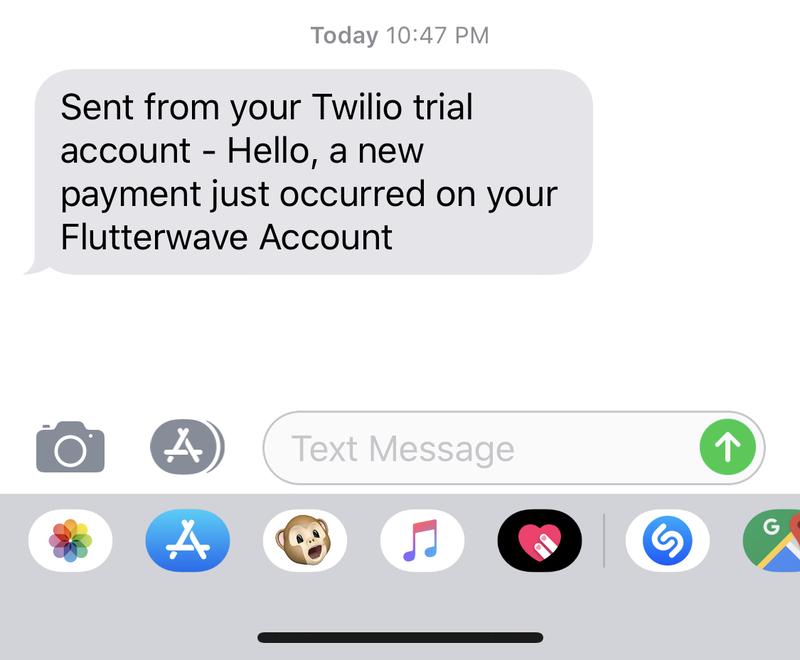 SMS iMessage