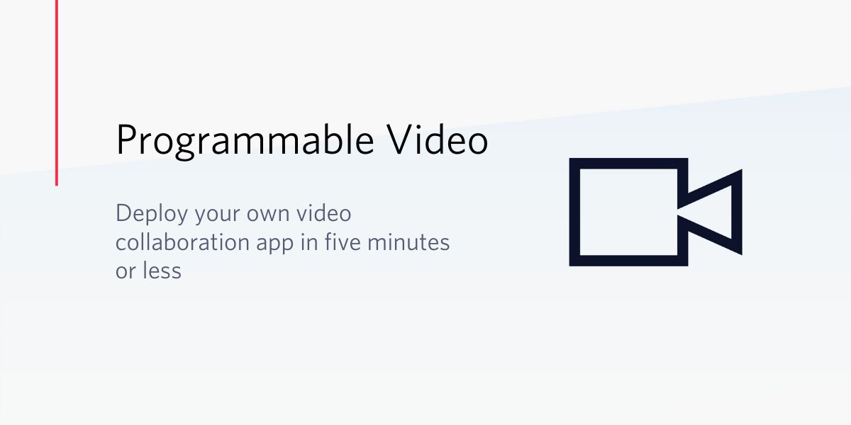 Deploy your own video collaboration app in five minutes or less - Twilio