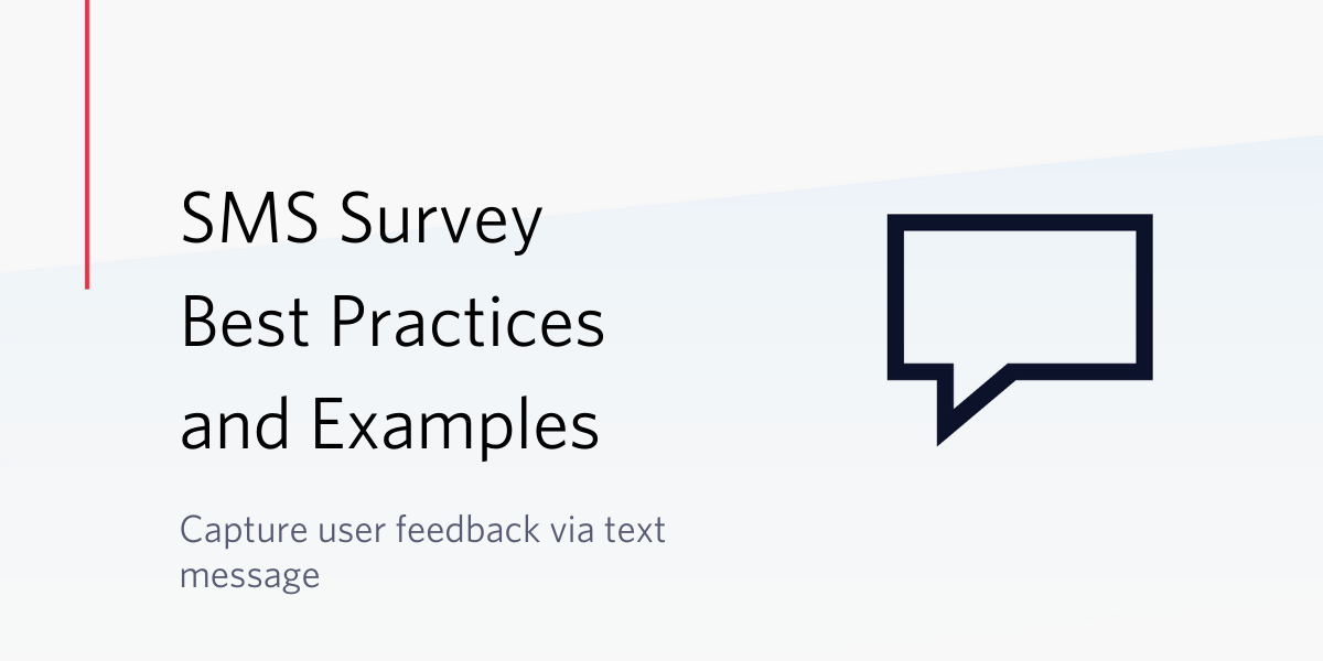 SMS Survey Best Practices and Examples - Twilio
