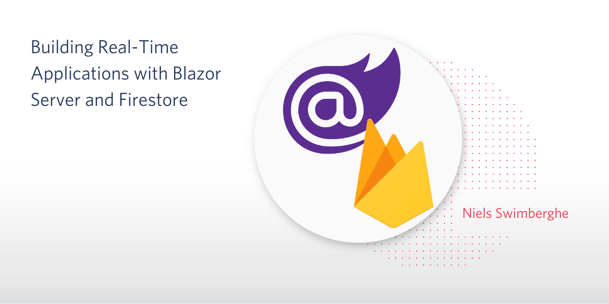 Building Real-Time Applications with Blazor Server and Firestore - Twilio