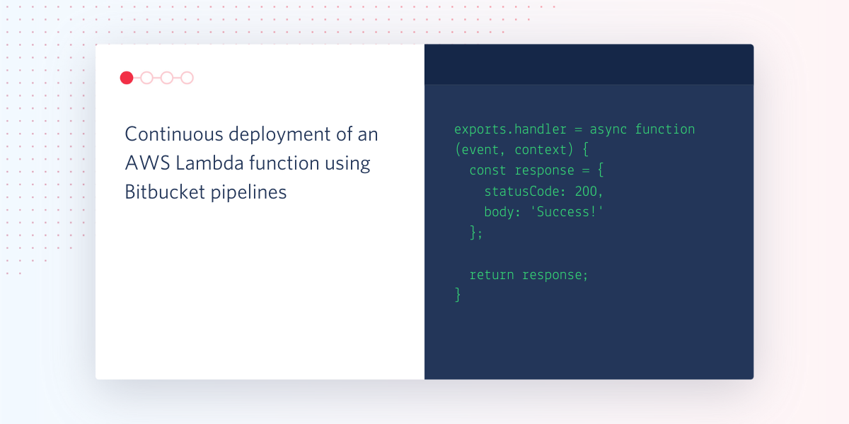 Continuous Deployment of an AWS Lambda Function Using Bitbucket Pipelines - Twilio