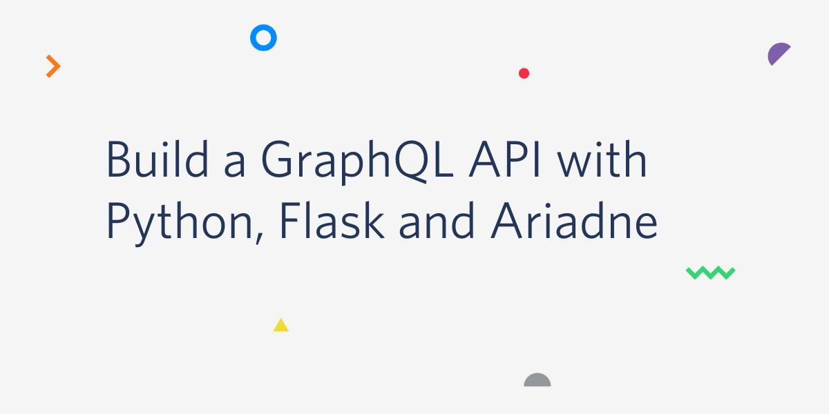 Build a GraphQL API with Python, Flask and Ariadne - Twilio