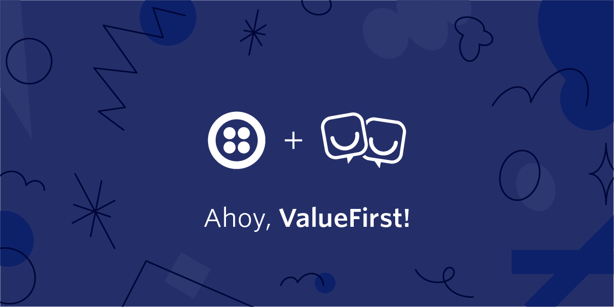 Twilio and ValueFirst Come Together to Improve Customer Engagement - Twilio